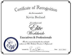 Kevin Berland 1302909