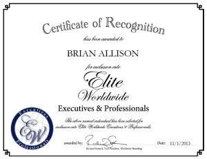 Brian Allison 1503221