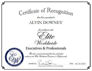 Alvin Downey 1351889