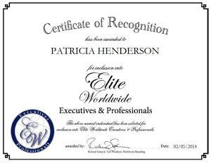 Patricia Henderson 1634386