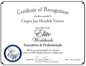 Casper Venter 1734682