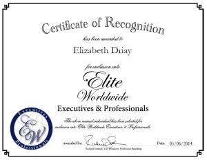Elizabeth Driay