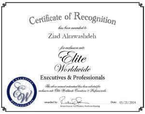 Ziad Alrawashdeh