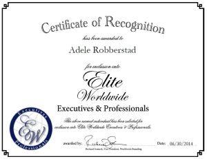 Adele Robberstad