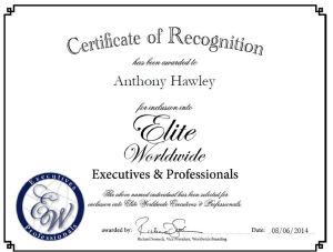 Anthony Hawley