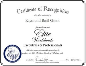 Raymond Grant