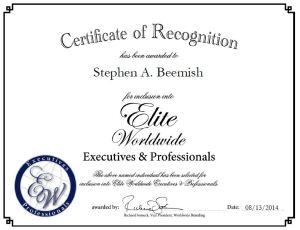 Stephen A. Beemish