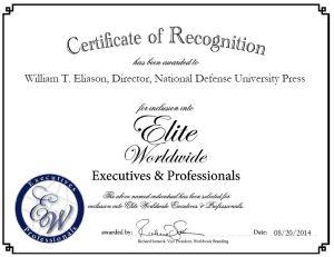 William T. Eliason