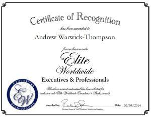 Andrew Warwick-Thompson