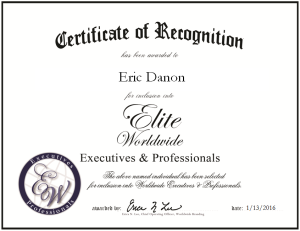 Danon, Eric 1619825