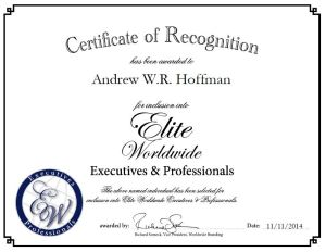 Andrew W.R. Hoffman