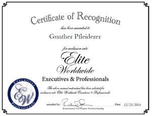 Gunther Pfleiderer