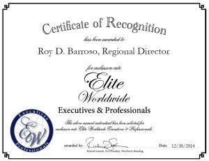 Roy D. Barroso