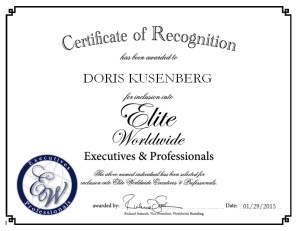 Doris Kusenberg
