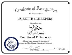Suzette Scheepers