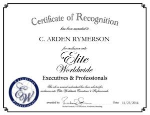 C Arden Rymerson