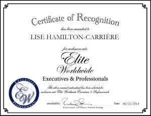 Lise Hamilton-Carrière