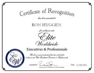 Ron Hyggen