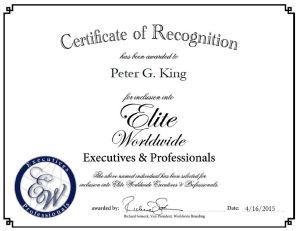 Peter G. King