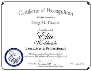 Craig M. Travers