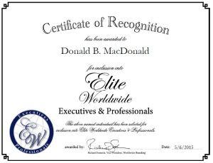 Donald B. MacDonald