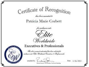 Patricia Marie Corbett