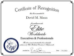 David M. Mann