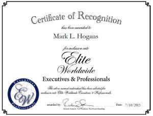 Mark L. Hogans