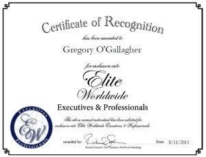 Gregory O'Gallagher