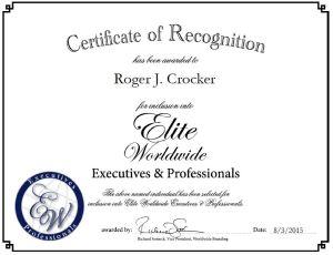 Roger J. Crocker