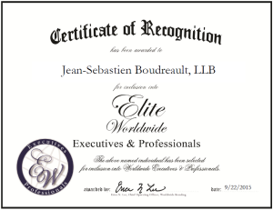 Boudreault, Jean-Sebastien 2005087