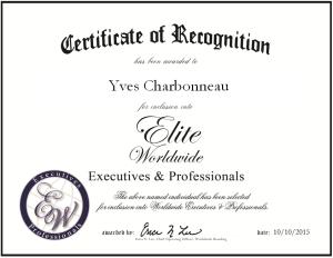 Charbonneau, Yves 1956551
