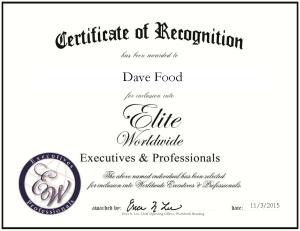 Food, Dave 1748242