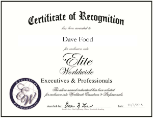 Food, Dave 1748242