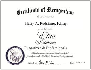Redstone, Harry 1938610