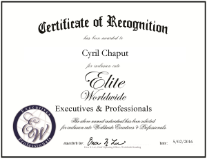 Chaput, Cyril 2066547
