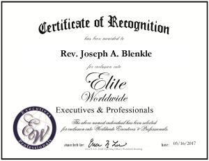 Blenkle, Joseph 328484