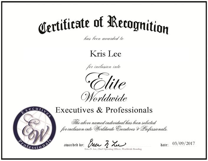 Lee, Kris 2173340
